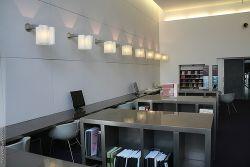 Salle de lecture des Archives Départementales des Bouches-du-Rhône